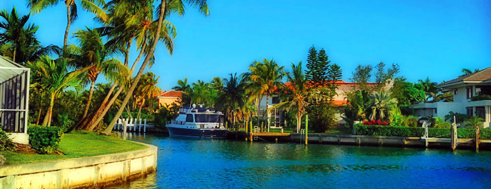 Waterfront Lots For Sale In Palm Beach County