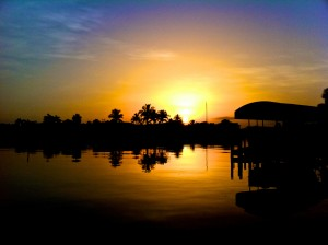 cape coral sunset